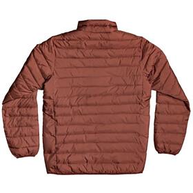 Quiksilver Scaly Jacket Men henna
